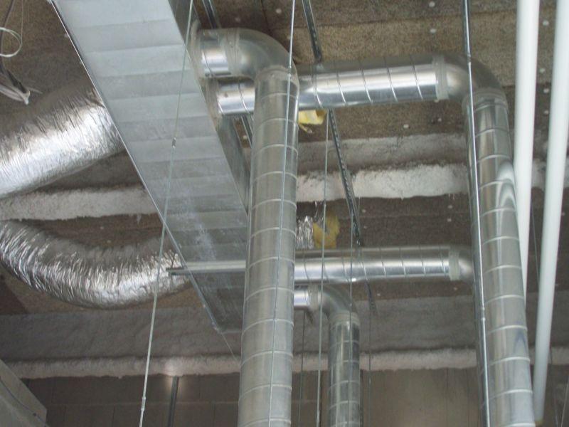 Etcm conception fabrication et installation de gaines - Gaine de ventilation ...